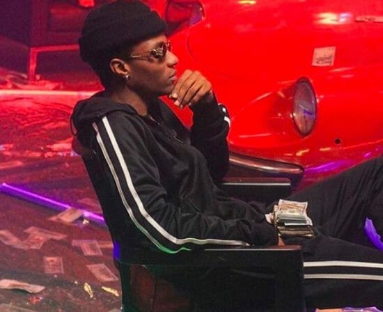 Wizkid Slams Celebrities Making Unkind Remarks Over Xenophobic Attacks.
