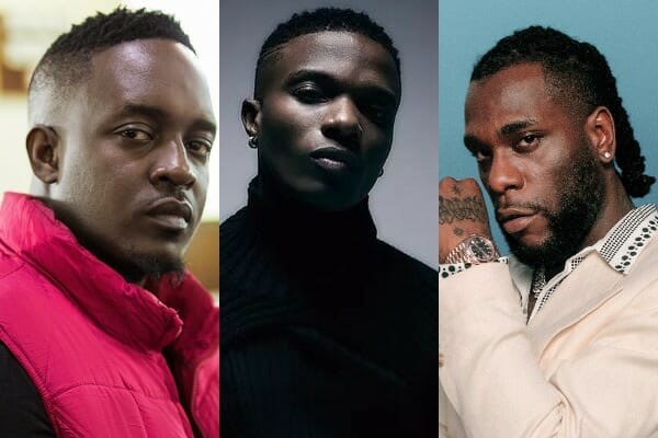 Top 5 Tim Westwood freestyles from Nigerian artists