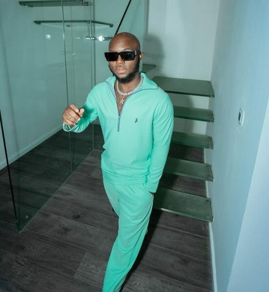 Ghanaian singer, King Promise reveals how his music journey started