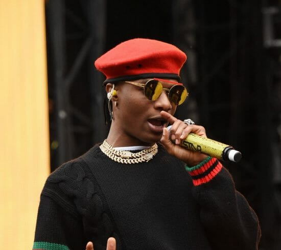 Wizkid shares interesting facts about his life, his music and family