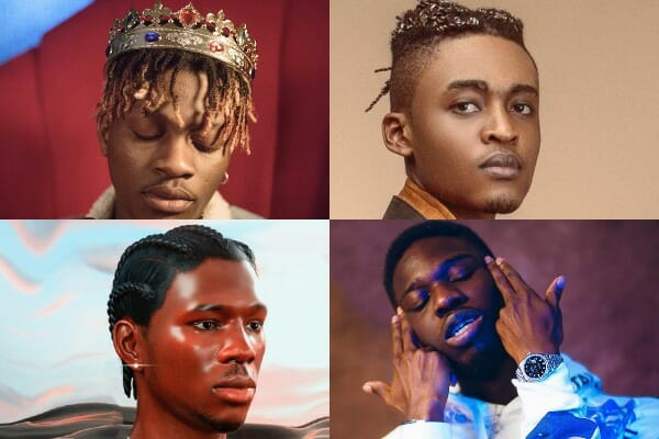 Meet the 5 Artists Changing the Trap Music Scene in Nigeria.
