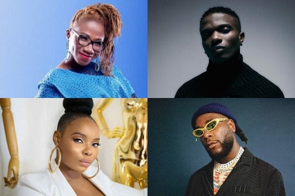 The Nigerian music industry's top best live performers