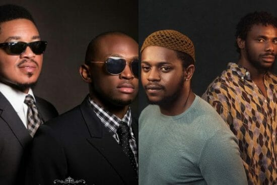 Top 5 trending songs from Nigerian musical duos