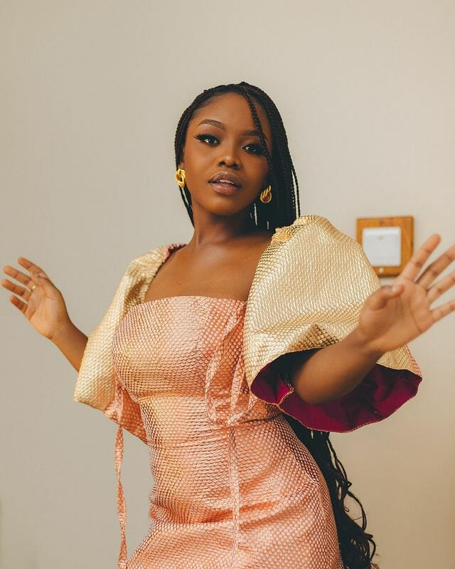 Gyakie: The daughter of a legendary Highlife musician is forging her own path.