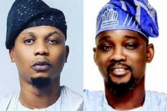 Top Nigerian artists who are also great Nollywood actors:
