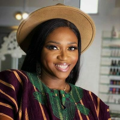 Singer, Waje loses her Father